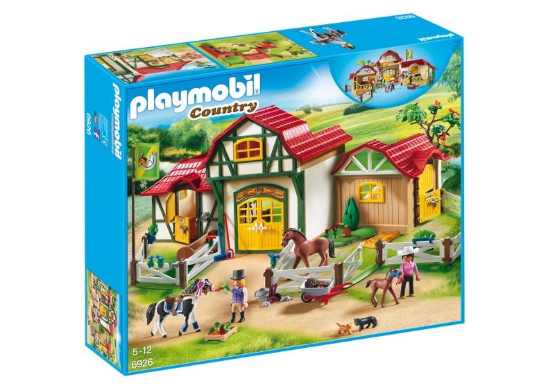 PLAYMOBIL Country: paardrijclub (6926)