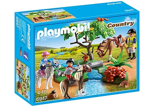 PLAYMOBIL Country: Ponyrijles (6947)