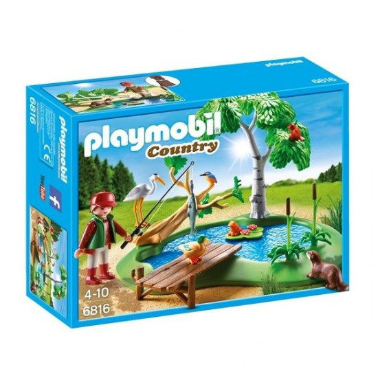 PLAYMOBIL Country: Visvijver (6816)
