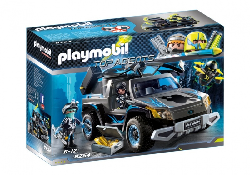 PLAYMOBIL Dr. Drone's 4x4 (9254)
