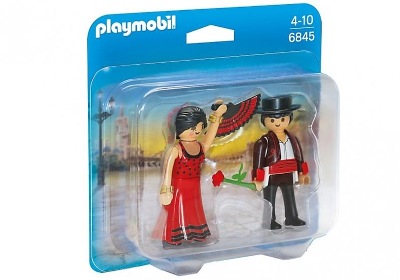 PLAYMOBIL Duopack: Flamencodansers (6845)