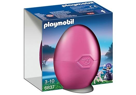PLAYMOBIL Easter Eggs: Maankoningin met pegasusveulen (6837)