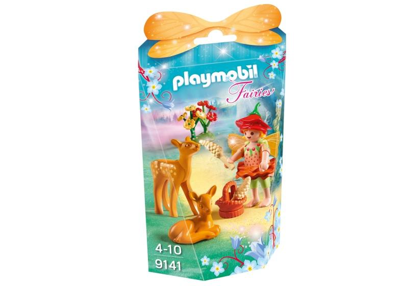 Elfje met hertenkalfjes Playmobil (9141)