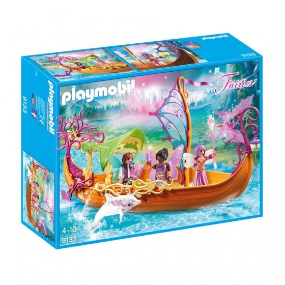Magische feeenboot Playmobil (9133)
