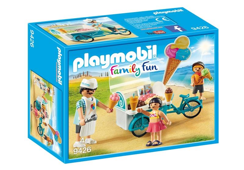 Playmobil FamilyFun 9426 Jongen-meisje set speelgoedfiguren kinderen