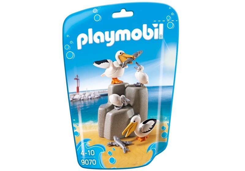 Pelikaanfamilie Playmobil (9070)