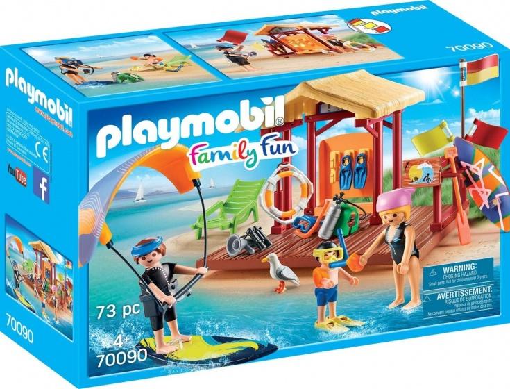Playmobil 70090 Family Fun Watersportschool
