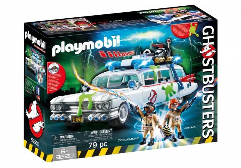 PLAYMOBIL Ghostbusters: Ecto 1 (9220)