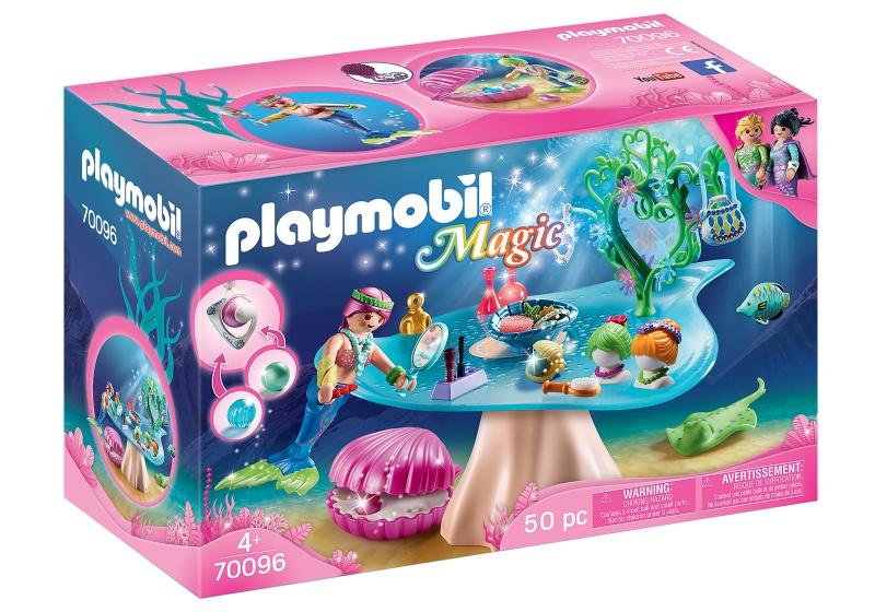 Playmobil 70096 Magic Zeemeermin beautysalon