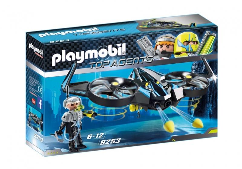 PLAYMOBIL Megadrone (9253)