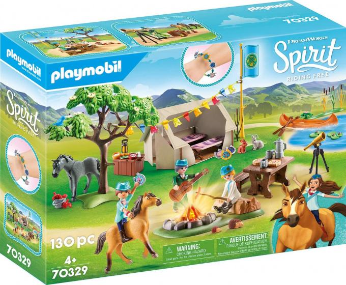 Playmobil 70329 Spirit Paardenkamp (4370329)