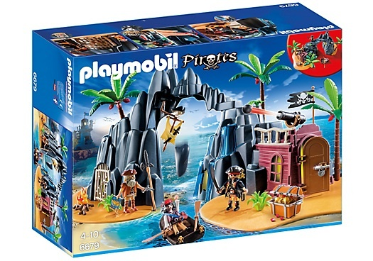 PLAYMOBIL Pirates: Piratenhol (6679)
