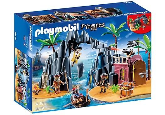 PLAYMOBIL Pirates: Piratenhol (6679)