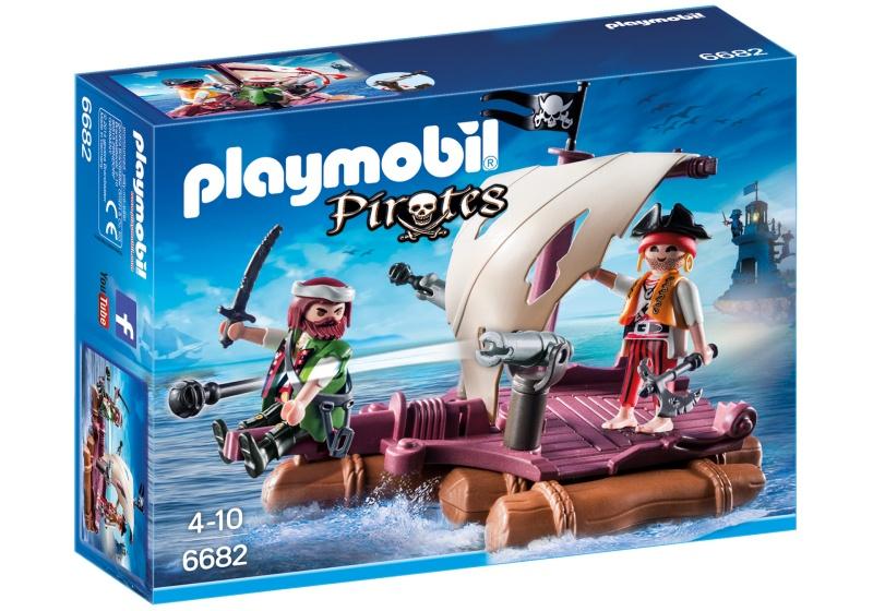 6682 PLAYMOBIL Pirates piratenvlot