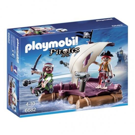 PLAYMOBIL Pirates: Piratenvlot (6682)