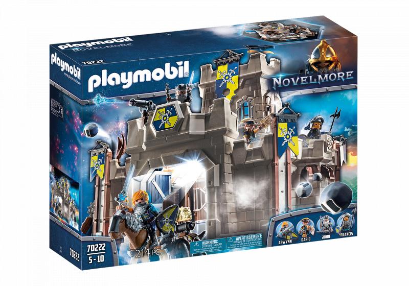 PLAYMOBIL PLAYMOBIL Novelmore Novelmore Fort (70222)