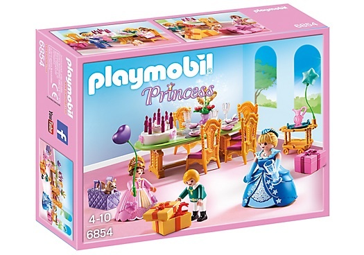 PLAYMOBIL Princess: Prinselijk verjaardagsfeestje (6854)