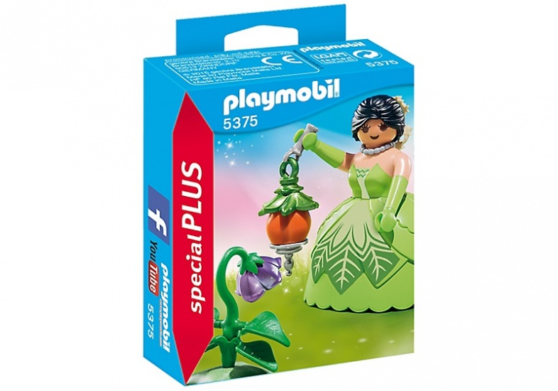 PLAYMOBIL Special Plus: Bloemenprinses (5375)