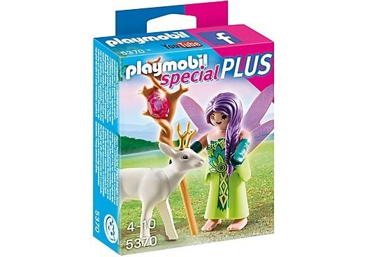 PLAYMOBIL Special Plus: Fee met magisch rendier (5370)