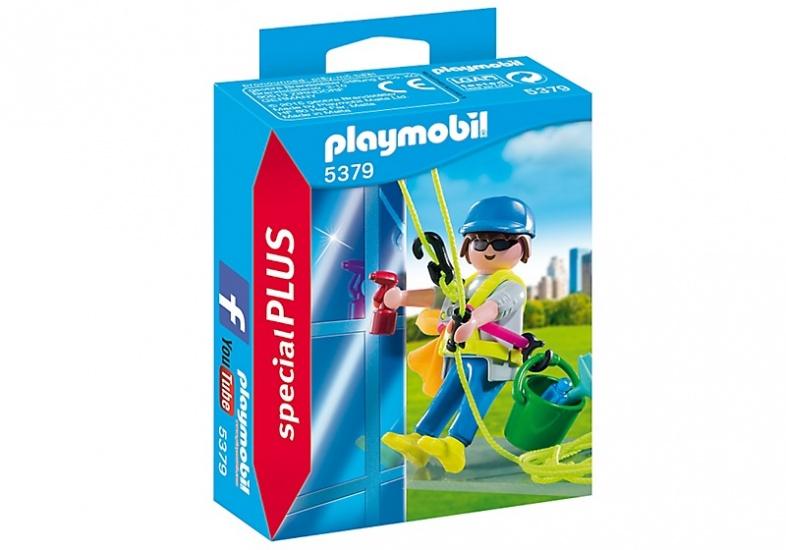 PLAYMOBIL Special Plus: Glazenwasser (5379)