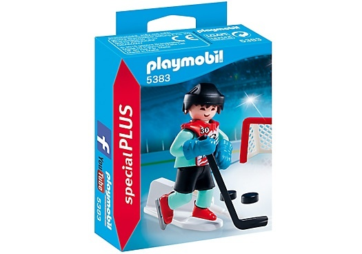PLAYMOBIL Special Plus: IJshockeyspeler (5383)