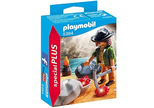 PLAYMOBIL Special Plus: Schattenjager (5384)