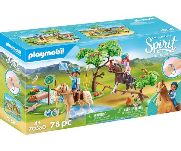 Playmobil 70330 Spirit Rivierentocht (4370330)