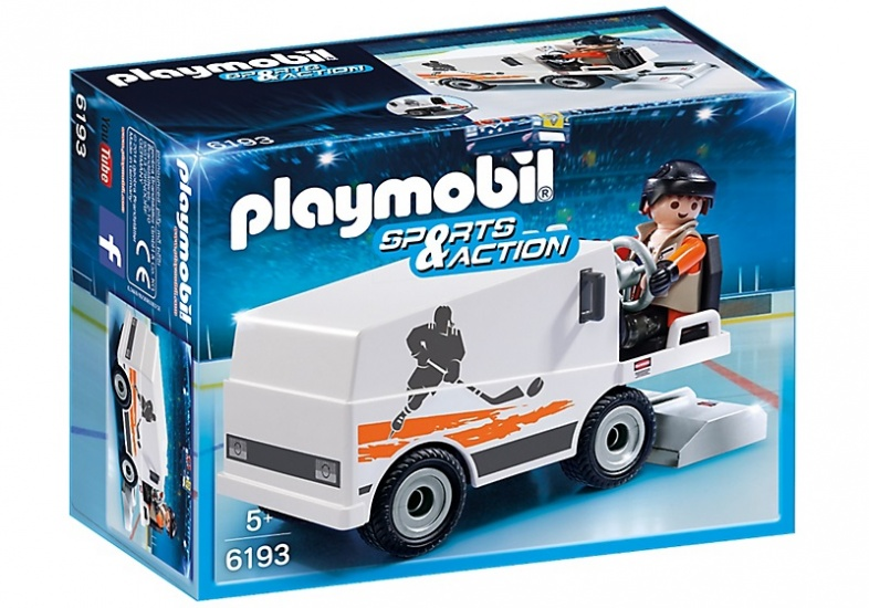 PLAYMOBIL Sport & Action: IJsveger (6193)