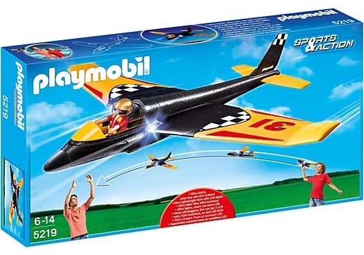 PLAYMOBIL Sport en Action: Race glider (5219)