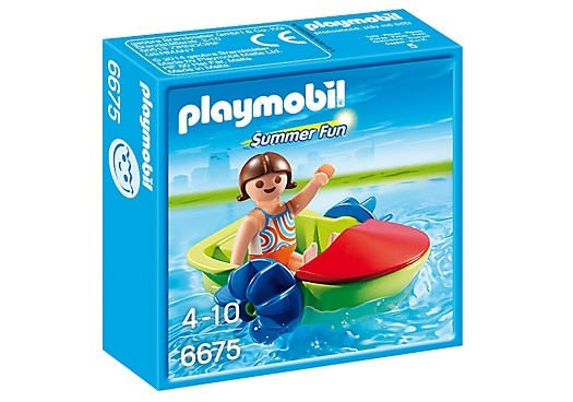 PLAYMOBIL Summer Fun: Waterfiets (6675)