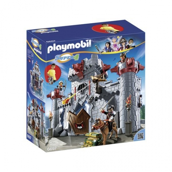 PLAYMOBIL Super 4 Castle (6697)