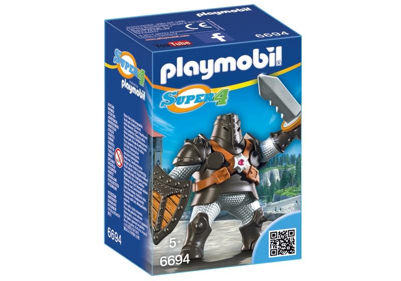 PLAYMOBIL Super 4: Colossus (6694)