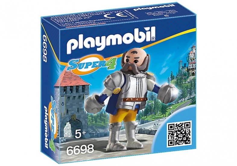 PLAYMOBIL Super 4: Koninklijke wacht van Heer Ulf (6698)