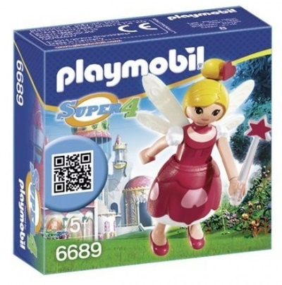 PLAYMOBIL Super 4: Lorell (6689)