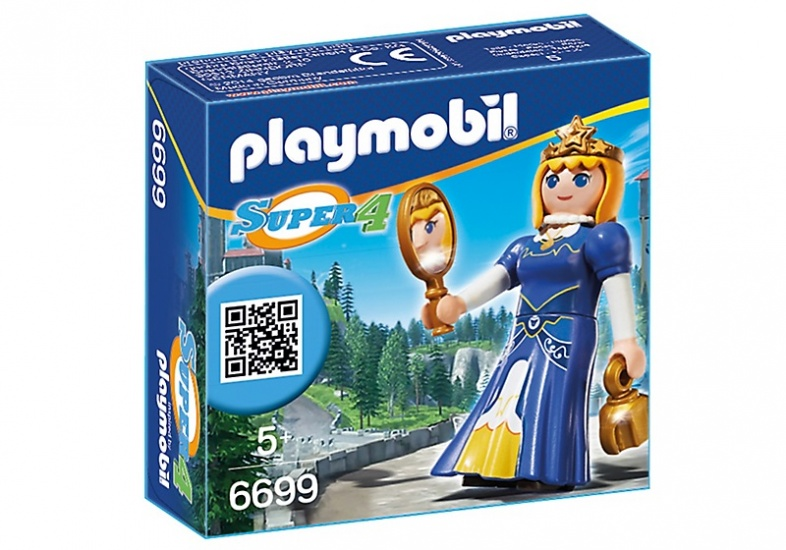 PLAYMOBIL Super 4: Prinses Leonora (6699)