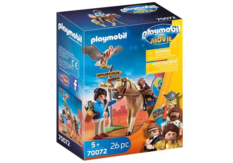 Playmobil 70072 Movie Marla met Paard