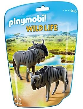 PLAYMOBIL Wild Life: Gnoes (6943)