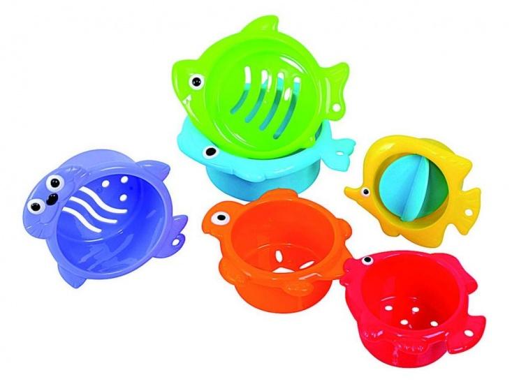 Playo Badspeelgoed: Zeedieren