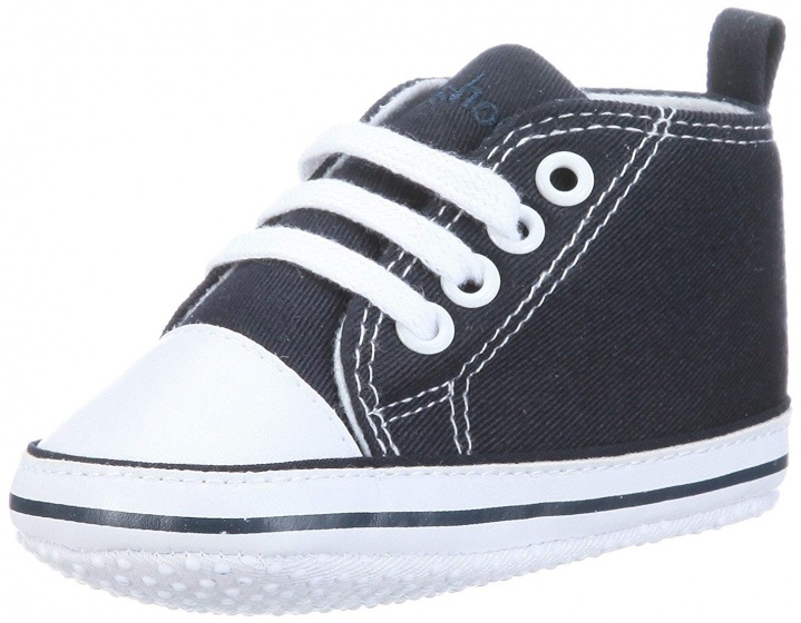 Playshoes babyschoenen Canvas junior navy