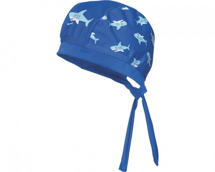 Playshoes zwembandana haai blauw