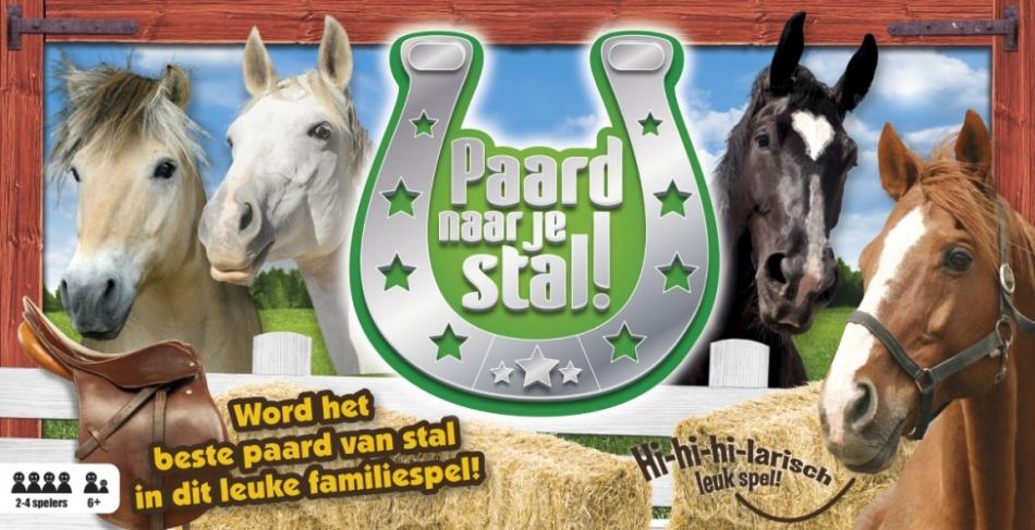 Plenty Gifts Erger Je Niet: Paard Naar Je Stal Familiespel