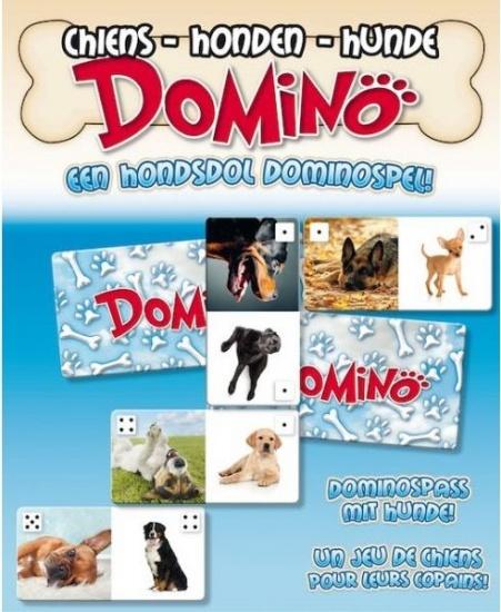 Plenty Gifts Honden Domino Spel