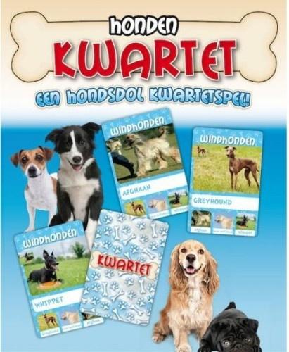 Plenty Gifts Honden Kwartet Spel