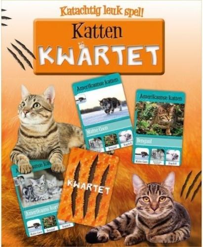 Plenty Gifts Katten Kwartet Spel