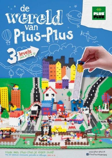 Plus Plus Basis Boek: De Wereld Van Plus Plus