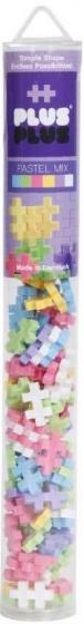 Plus Plus Mini Basic buis pastel 100 stuks