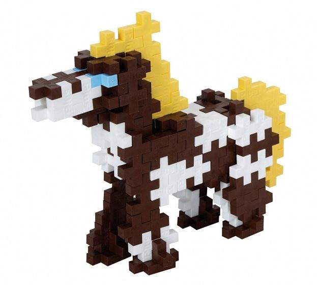 plus plus mini basic paard 100 stuks internet toys. Black Bedroom Furniture Sets. Home Design Ideas