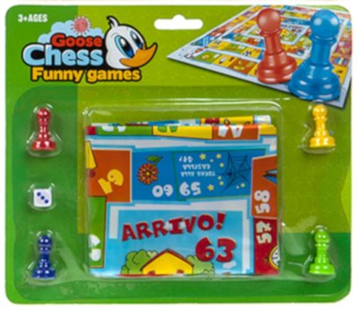PMS ganzenbord Goose Chess
