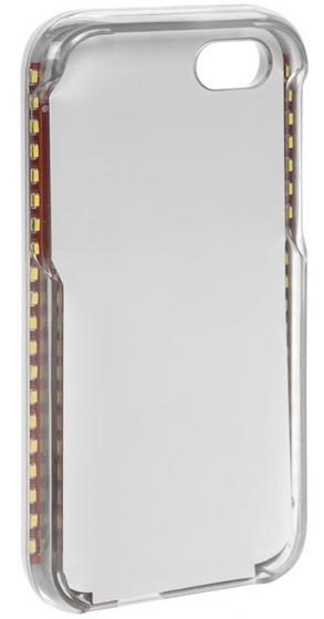 Kamparo iPhone 6 telefoonhoesje met selfielicht