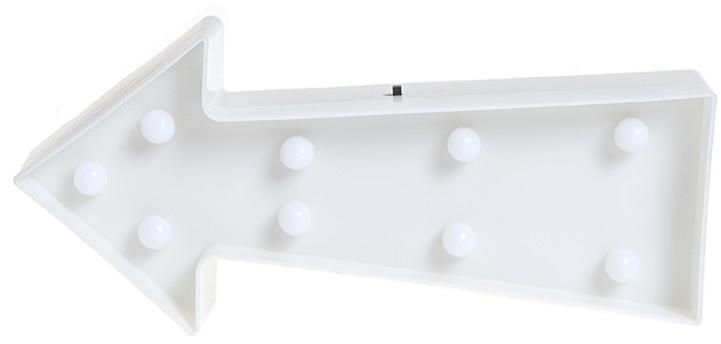 Kamparo pijllamp led verlichting wit 23 x 5 x 10 cm kopen